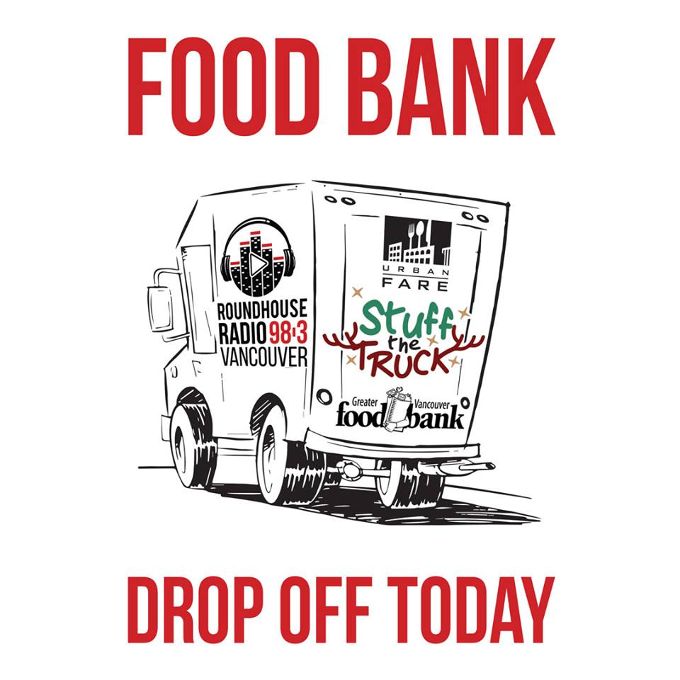 Food Bank Drop Off Vancouver