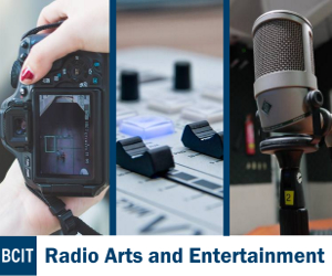 BCIT Radio Arts & Entertainment