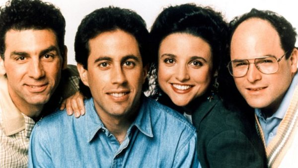 Seinfeld cast 2018